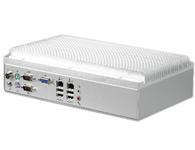 研祥MEC-7004 低功耗高效能嵌入式整机,Intel ATOM D525平台,支持VGA/DVI显示接口,2网口/2串口