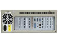 华北工控 RICH-300A 基于Intel G41 ICH7 的4U可上架工业控制计算机