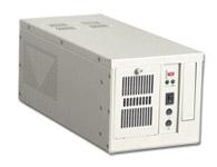 华北工控 EPC-206A 5槽 嵌入式工业机箱