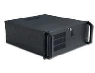 华北工控 RPC-810 4U 平门11硬盘紧凑型机箱