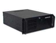 华北工控 RPC-910 4U 平门多硬盘机箱