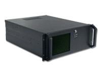 华北工控 RPC-919 4U 平门 8.4寸液晶显示多硬盘位机箱