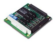 摩莎 CB-134I 4串口光电隔离型RS-422/485 PC/104 模块
