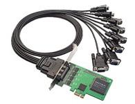 摩莎 CP-168EL-A 8串口RS-232 PCI Express串口卡