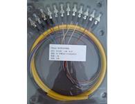 菲尼特12芯束狀尾纖(配光纖ODF架上使用)