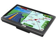 LD768K   内存:8G 屏幕尺寸:7寸 缓存;128M 地图:正版凯立德 道道通 固定流动测速导航一体机 韩国AUTO立板雷达