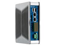 NISE 60 系统   NISE 60 (P/N: TBD)  ARM® based Cortex™ A8 TI3352M 720MHz CPU 导轨式无风扇系统,板载512MB RAM