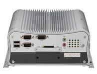 NIFE 2310 采用功能强劲的Intel® Atom™ Dual Core D2550处理器, NIFE 2310是专为工业现场总线设计,使系统能应用在绝大多数的工厂自动化应用中。无风扇 NIFE 2310还专门设计了恶劣环境应用的宽操作温度。