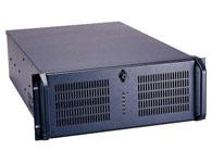 """PBOX 460P 支持2个PICMG 1.3单板和多种底板,PBOX 460P box PC采用1个 4U 19""""机架式工业级机箱。搭配新汉的PICMG 1.3 单板 PEAK 8920VL2,PBOX系统支持 Intel® XEON 5100/ 5300系列处理器和兼容底板的扩展I/O"""
