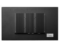 "MPPC 2130T 16:9 32"" 无风扇平板 Intel® Atom™ D525, 双核, 低功耗CPU SAW 触摸屏 双 GbE/ Line-in/ Line-out/ MIC-in/ PS2 KB/MS 4 x USB/ 2 x mini-PCIe 槽/ 1 x CF/ 2 x RS232/ 422/ 485 DDR3 1GB/ 2.5"" HDD 支架"
