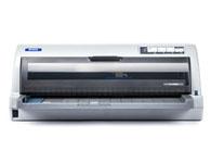 Epson爱普生 LQ-2680K平推票据针式打印机 产品类型:票据针式打印机(平推式) 打印方式:点阵击打式 打印方向:双向逻辑查找 打印针数:24针 打印头寿命:4亿次/针 色带性能:色带盒S015510,色带芯S010079 复写能力:7份(1份原件+6份拷贝) 缓冲区:128KB 接口类型:USB2.0,IEEE-1284接口