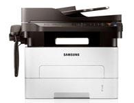 三星SL-M2676FH打印复印扫描传真黑白激光多功能一体机 涵盖功能:打印/复印/扫描/传真 产品类型:黑白激光多功能一体机 最大处理幅面:A4 耗材类型:鼓粉分离 双面功能:手动