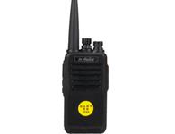 中瑞科IP3688防尘防水对讲机   中英文报号;模拟/数字亚音频;16组储存信道;声控功能;调频收音机;语音净化功能;报警功能;超时定时器;优先信道扫描;扫描恢复信道;禁发功能;高/低功率切换。