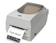 立象214plus条码打印机