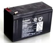 松下12V蓄电池LC-P127R2