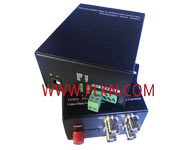 4路视频光端1、插卡式或独立结构,适用集中管理3U机架 2、10位数字编码及无压缩式视频传输 3、支持任何高分辩率视频信号 4、5Hz-10MHz 视频通道 5、自动兼容PAL 、NTSC 、SECAM 视频制式 6、带APC 电路,输出光功率恒定,动态范围大 7、千兆光纤传输,大容量,易升级 8、电源和其它参数状态指示的LED 可监视系统的运行状况 9、支持视频无损再生中继 10、先进自适应技术,使用时无需进行现场的电气或光学调节 11、工业级设计,模块化设计使设备可靠灵活 12、可自动恢复电源熔断丝 13、全内置电源、机壳设计外观独特