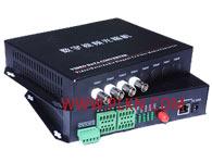 4路多功能光端机1、正向、反向、双向视频监控系统的传输; 2、可视对讲系统等; 3、传输云台及球机控制信号、多路报警信号等; 4、对讲系统、正向广播系统、哨位反向报警广播系统; 5、传输以太网信号,方便执勤地点的以太网服务; 6、红外报警信号传输; 7、四色声光报警系统的传输; 8、子弹箱报警及开锁信号的传输; 9、内部小号电话、外部长途业务 10、门禁系统、考勤系统的传输
