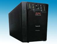 APC SUA750XLIUPS类型:在线互动式UPS  UPS额定容量:0.75KVA  输出电压:220 - 240V  输出电压频率范围:50 - 60Hz