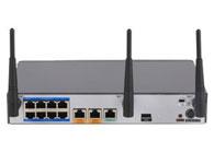 华为USG2110-F-W支持命令行、WEB方式、SNMP、TR069等配置和管理方式,这些方式提供对设备的本地配置、远程维护、集中管理等多种手段,并提供完备的诊断、告警、测试等功能