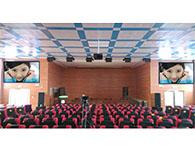 洛阳学校室内p5全彩LED显示屏