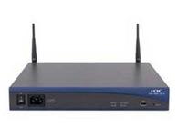 H3C RT-MSR2010-AC-H3 宽带模块化路由器MSR 20-10主机,256M内存,自带1个百兆电口,4个FSW,1个DSIC槽位(只能单独配一个SIC卡或者一个DSIC卡),标准版软件,如需上标准机架,可选配挂耳(2150A026),包转发率:160Kpps 防火墙吞吐量:150Mbps
