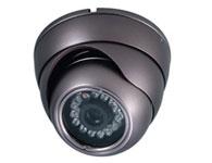 銳視保RSB-1103機芯片采用1/3高清晰A級CCD芯片,無亮點/死點,色彩鮮艷逼真 800線低照度 (內置拾音器)1 Lux(F:2.0),0 Lux with buit-in LR LED 20米(24個紅外燈)鏡頭采用韓國廣角鏡頭,清晰度高,可視角度130度,長時間工作不會出現換面模糊情況。標配鏡頭:3.6MM,視頻接口:航空接頭