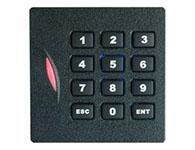 中控KR102门禁读卡器 密码门禁读头 可读ID卡或者IC卡 另有二代证门禁读卡器 标准WG信号,可读多种卡