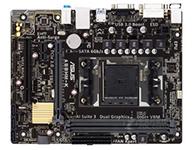 华硕A68HM-K主芯片组:AMD A68H;音频芯片:集成Realtek ALC887 8声道音效芯片;内存插槽:2×DDR3 DIMM;最大内存容量:32GB;主板板型:uATX板型;外形尺寸:22.6×18cm;电源插口:一个4针,一个24针电源接口;供电模式:3+2相