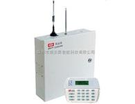 顺安居 智能语音总线式报警主机AS-9000ZX16有线防区、30无线防区、100个总线模块,中文液晶操作键盘,语音提示