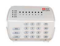 顺安居AS-9008AS-9008总线式八防区有线 无线报警主机