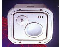 霍尼韦尔DT-6360STC微处理器控制(MAP) 微波/被动红外技术 内置诊断和监控 360°探测视区,安装高度为2.4m~4.9m 嵌合式或表面安装 微处理器自动在上电时启动自检 自检确认故障后,由故障输出输出故障情况