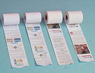 POS机纸印刷