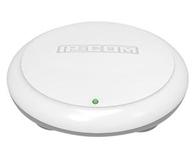 IP-COM W45AP1、吸顶式,无线300M,千兆接入,软件管理,200mW,覆盖约15-20米、6-8间房;2、吸顶式设计;3、以太网(POE)供电或外置电源适配器供电;4、支持AC CW500, CW1000统一配置和管理;