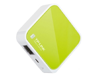TP-LINK TL-WR702N   产品类型:便携式无线路由器;最高传输速率:150Mbps;网络接口:1个10/100Mbps LAN/WAN复用接口;WDS功能:支持WDS无线桥接