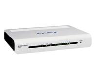 迅捷 高性能宽带路由器 FR48  DHCP服务器、防火墙;1个WAN口,8个LAN口;IP带宽控制;