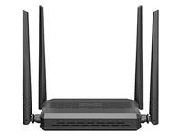 腾达 FH330 4天线覆盖450平米无线路由器   接口:1个10/100M自适应以太网(WAN)接口、3个10/100M自适应以太网(LAN)接口;传输速率:300Mbps;电源输入:100-240V—50/60Hz 0.3A;电源输出:DC 9V==0.6A;工作频段:2.4GHz