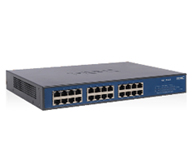 H3C SOHO-S1024-CNS1024以太网交换机(220V AC、24FE、13英寸、可上机架),24个10/100Mbps自适应以太网端口,3.57Mpps/4.8Gbps。