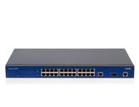 H3C LS-S2126-CN   智能百兆可网管25个以太网端口、1个百兆SFP光端口以及1个console口,支持Vlan划分、Vlan内端口隔离、MAC地址+端口绑定等功能以及SNMP和HGMP协议,可以通过命令行、Web界面和iMC网管软件等多种方式进行管理