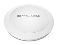 IP-COM W65AP  吸顶式,无线450M,WAN/LAN双端口千兆,软件管理,500mW,覆盖约30-40米、12-16间房