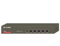 IP-COM  INCM50 2WAN、3LAN 千兆,建议带机100台,吞吐50M,Portal认证、行为审计,支持云端集中管理