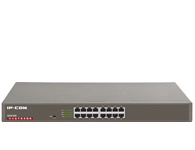 IP-COM  G2016G  16口全千兆交换机,铁壳19寸机架式