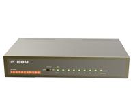 IP-COM G1008  8口全千兆交换机,铁壳19寸机架式