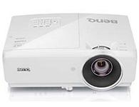 明基MW727投影技术:DLP 标称光亮度(流明):4200流明 标准分辨率(dpi):1280×800 屏幕宽高比例:16:10