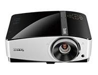 明基MW769投影尺寸: 31-300英寸 屏幕比例: 16:10 投影技术: DLP 投影机特性: 3D