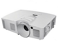 奥图码HD26投影尺寸: 42-300英寸 屏幕比例: 4:3/16:9 投影技术: DLP  投影机特性: 3D