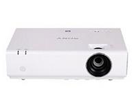 索尼EX290投影尺寸: 30-300英寸 屏幕比例: 4:3 投影技术: 3LCD