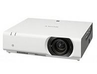索尼CX279投影尺寸: 40-300英寸 投影技术: 3LCD