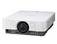 索尼F600X投影尺寸: 40-600英寸 投影技术: 3LCD