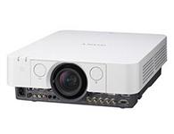 索尼VPL-F501H投影尺寸: 40-600英寸 投影技术: 3LCD