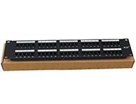 銳標50口電話配線架----網絡監控綜合布線系列